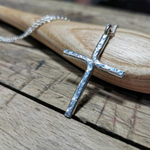 Sølvkors | Unika