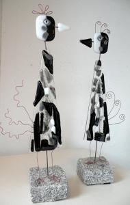 Fuglene 'SONJA' og 'RONJA', 2014